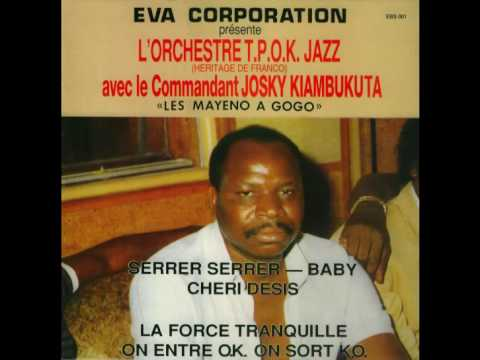 Baby (Josky Kiambukuta) - TPOK Jazz 1991