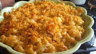 Best Macaroni And Cheese Recipe - With Lobster And Bacon!