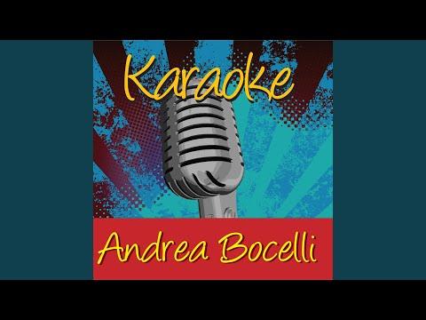 , title : 'Come Un Fiume Tu (In The Style Of Andrea Bocelli)'