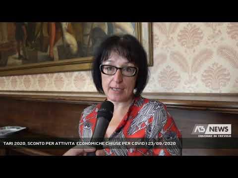 TARI 2020, SCONTO PER ATTIVITA' ECONOMICHE CHIUSE PER COVID | 23/09/2020