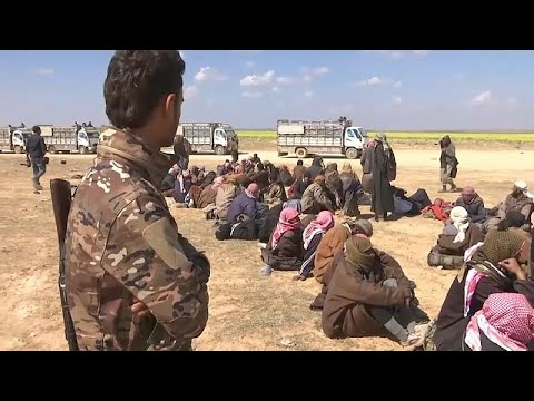USA: IS-Kämpfer von Kurdenmilizen übernommen