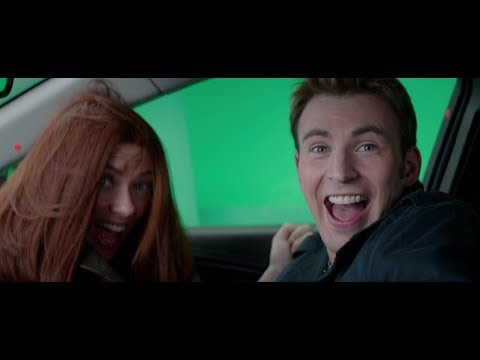 Captain America: The Winter Soldier | Gag Reel