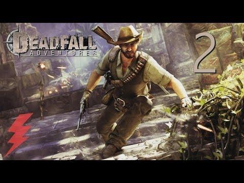 Deadfall Adventures Прохождение На Русском #2 — Пирамида