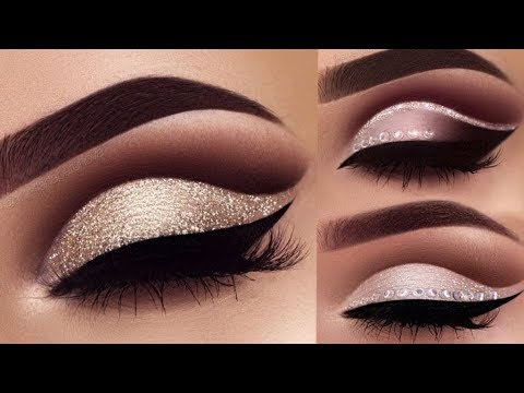 Os Melhores Tutoriais de Maquiagem / Glam Makeup Tutorial Compilation 2018 ♥