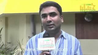 Shakti Soundar Rajan at Naaigal Jaakirathai Press Meet