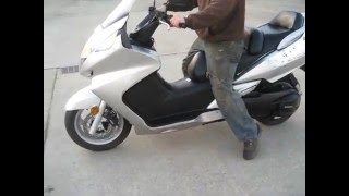5. 2004 HONDA 600 SILVERWING $1300 FOR SALE WWW.RACERSEDGE411.COM