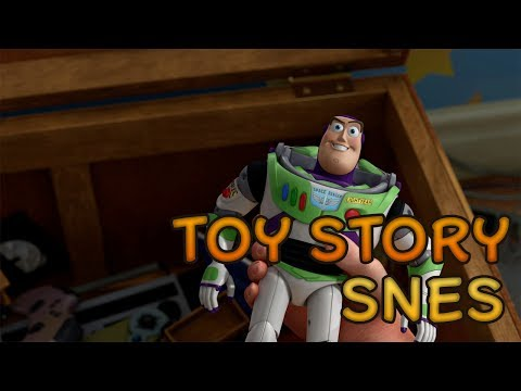toy story super nintendo codes
