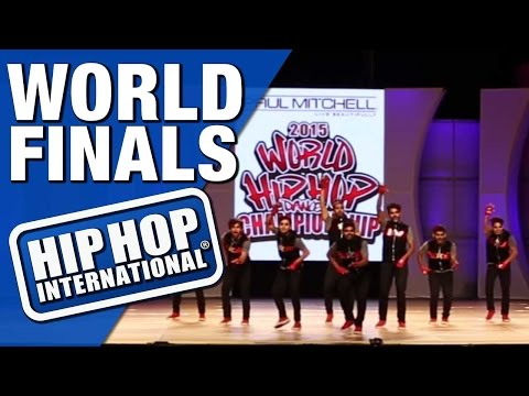 kings united finals - world hip hop championship