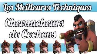 Video Chevaucheurs de Cochons: la stratégie expliquée en détails! Clash of Clans MP3, 3GP, MP4, WEBM, AVI, FLV Oktober 2017