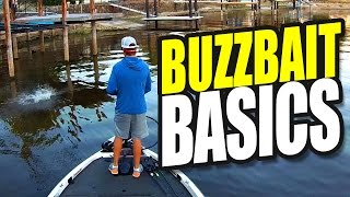 How To Fish a Buzzbait: Lucky Tackle Box Tips