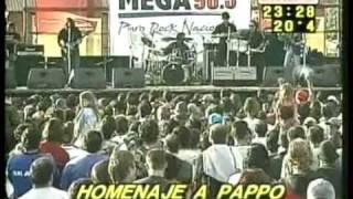 Pappo videoklipp Botas Sucias (Live)