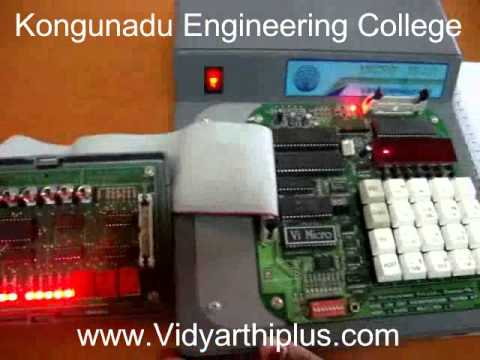 8051 Microcontroller Video Lectures Download