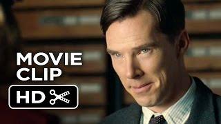 The Imitation Game Movie Clip   Crossword Puzzle  2014    Benedict Cumberbatch Movie Hd