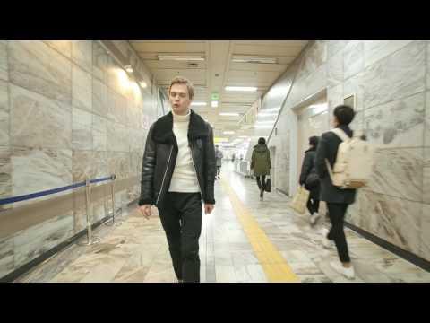 외국인을 위한 안전한 강남여행 - 지하철타기 - .