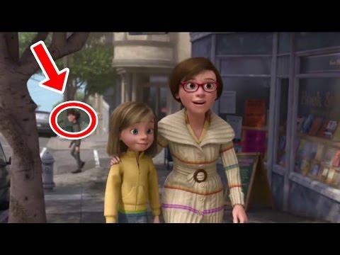 El Inquietante Misterio de Riley (Intensamente)