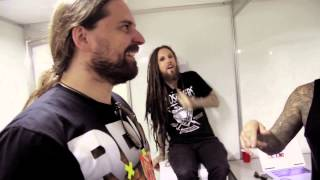 Video Korn performs Sepultura's 'Roots Bloody Roots' with Andreas Kisser & Derrick Green MP3, 3GP, MP4, WEBM, AVI, FLV Agustus 2018