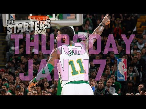 Video: NBA Daily Show: Jan. 17 - The Starters