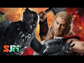 Black Panther Biggest Marvel Solo Movie Yet!?!