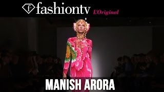 Manish Arora Fall/Winter 2014-15 | Paris Fashion Week PFW | FashionTV