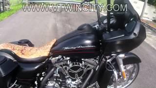 7. Bad Ass Road Glide Custom, Harley Screaming Eagle 120R motor, 21