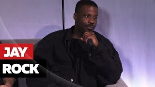 Jay Rock On Meeting Kendrick, His Motorcycle Accident, & 'Redemption'