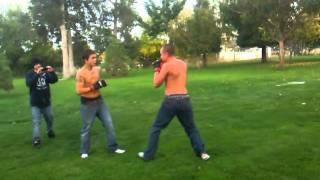 Clarkston (WA) United States  city photos gallery : Clarkston Wa Tyler & Justin UFC