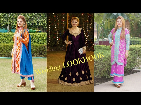 Indian Wedding Outfits - What to wear to Indian weddings