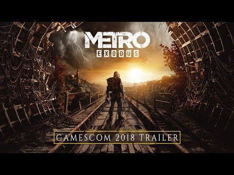 Metro Exodus : Metro Exodus - Gamescom 2018 Trailer
