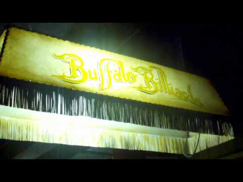 Ouija Board Session at Buffalo Billiards
