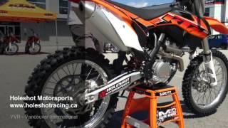 7. 2014 KTM 350SXF Review