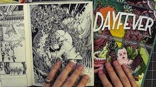 Video Sketchbook Tour: Dayfever (an Abstract Comic) MP3, 3GP, MP4, WEBM, AVI, FLV Desember 2018