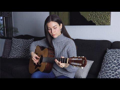 "Radiohead  ""Creep"" Cover by Gabriella Quevedo"