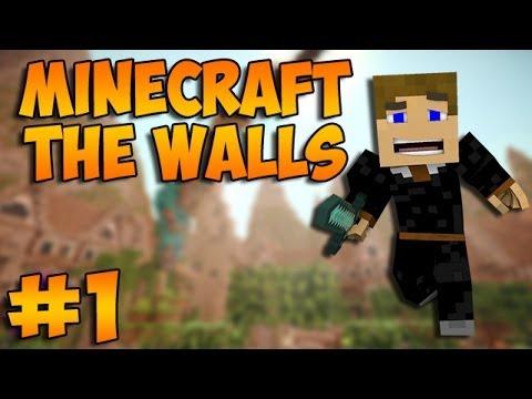[Minecraft] The Walls #1 - Командная победа - WESTLOG