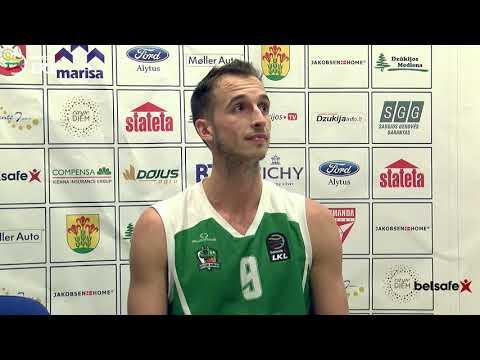 """""""Betsafe-LKL"""" rungtynių komentarai: """"Dzūkija"""" - """"Juventus"""""""