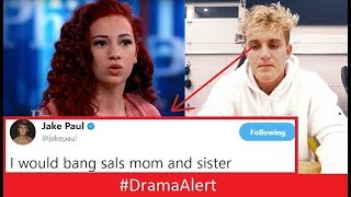 CASH me OUTSIDE NUD3S LEAKED? #DramaAlert Jake Paul OLD TWEETS! DaddyOFive CHARGED!