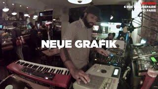 Neue Grafik - Live @ LeMellotron 2015