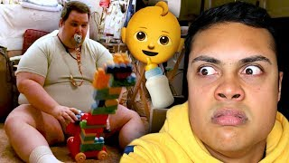 Video meet the MAN who thinks he's a BABY 👶(Reacting To Weird People) MP3, 3GP, MP4, WEBM, AVI, FLV Agustus 2018