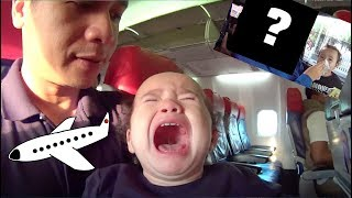Video Toddler on a plane? Bad Idea! MP3, 3GP, MP4, WEBM, AVI, FLV Desember 2018