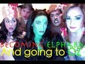 Becoming Elphaba and Going to OZ!!!