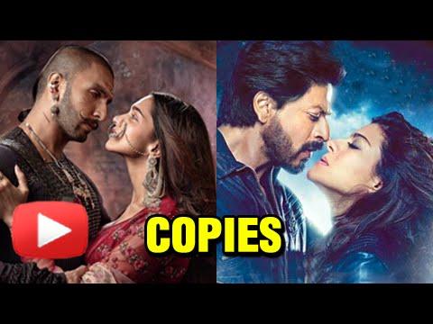 Bajirao Mastani Copies Shahrukh Khan Kajol's Dilwa