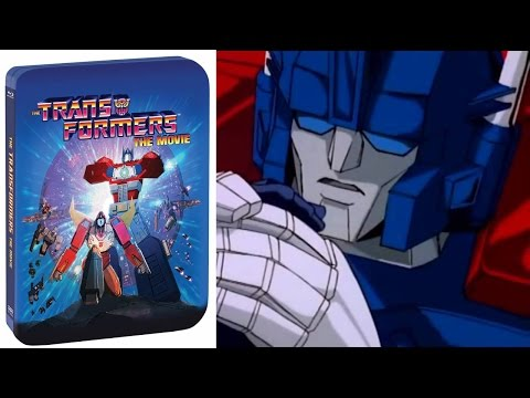 The Transformers: The Movie - 30th Anniversary (Blu-Ray Steelbook)