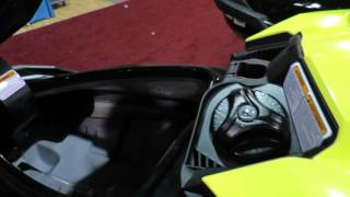 5. 2016 Seadoo GTR 215 Review