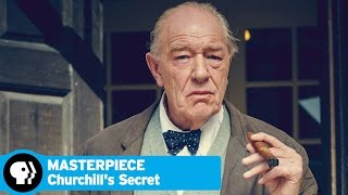 Nonton MASTERPIECE | Churchill's Secret: Preview | PBS Film Subtitle Indonesia Streaming Movie Download