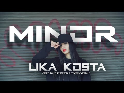 LIKA KOSTA - MINOR [EXCLUSIVE COVER, 2020]