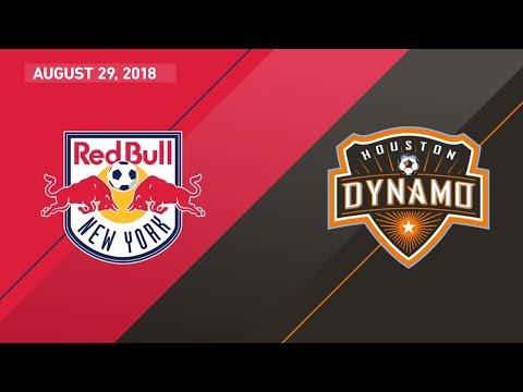 HIGHLIGHTS: New York Red Bulls vs. Houston Dynamo | August 29, 2018