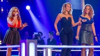 Gemyni Vs Jade Mayjean Peters: Battle Performance - The Voice UK 2014 - BBC One