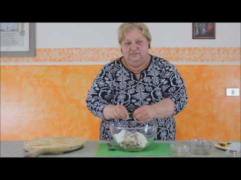 fagottini di parmigiana al forno - ricetta