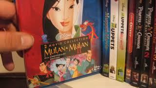 Video My Disney/Marvel Blu-Ray Collection - 2015 MP3, 3GP, MP4, WEBM, AVI, FLV April 2019