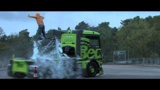 Now Truck Can Drift Too