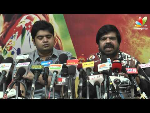 T Rajendar Speech  Shruti Haasan   Kuralarasan Combo Delivers the BEST  | Idhu Namma Aalu Kollywood News 04 02 2016 Tamil Cinema Online